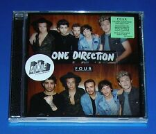 ONE DIRECTION, Four, with 4 exclusive postcards, sealed and stickered