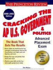 Cracking the AP US Govt and Politics, 2000-2001 E