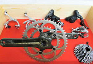 Campagnolo Record 10 fach Gruppe, 10 speed groupset