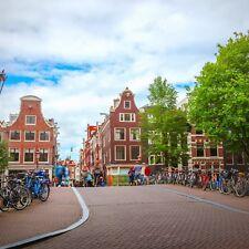 6 Tage Kurzurlaub in Amsterdam 2P im TOP Hotel inkl. Frühstück + 2 Kinder frei