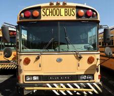 2007 Blue Bird 84-Passenger School Bus, CAT C7 7.2L Diesel Engine 226,104 Miles