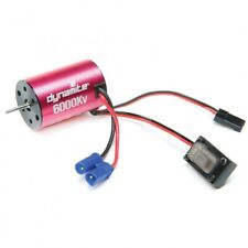 Dynamite Brushless Motor/ESC  2n1 Combo:6000Kv DYNS0501