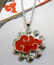 #COS004 - Naruto Shippuden - Halskette Kette Necklace - Cosplay Kostüm Akatsuki