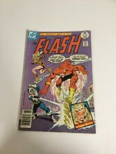 Flash 250 Vg+ Very Good+ 4.5 First Appearance Of Golden Glider DC Comics