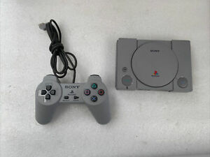 Sony PlayStation 1 Classic Mini Console with 20 Games 1 Controller No HDMI/Micro