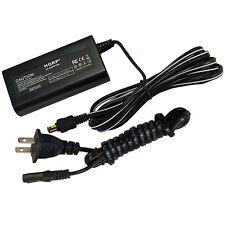 HQRP Adaptador de CA para Sony CyberShot DSC-P200, DSC-P150, DSC-P200/R Cámara