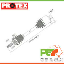 New *PROTEX* Drive Shaft For HONDA PRELUDE SI BB 2.3 litre H23A1 I4 16V