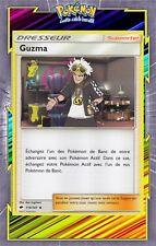 Guzma - SL3:Ombres Ardentes - 115/147 - Carte Pokemon Neuve Française