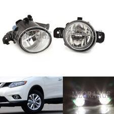 LED Bulbs Fog Light Lamp for Nissan X-trail Rogue 2014 2015 2016 Left&Right PAIR
