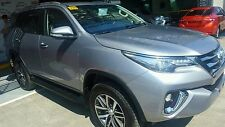 2017 Toyota Fortuner Low Down Promo