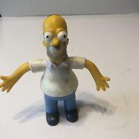 Vintage Homer Simpson 1990 Jesco Rubber Simpson's Toys