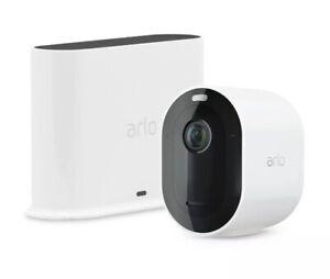 NEW Netgear Arlo Pro 3 Smart Security System Wire-Free 2K Camera Indoor/Outdoor