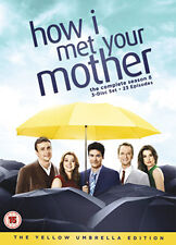 HOW I MET YOUR MOTHER - SEASON 8 - DVD - REGION 2 UK