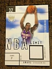 2003-04  Fleer Skybox LIMITED EDITION  Amare Stoudemire Game Worn Jersey 99/99