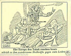 Medicine Marriage Europe smoking TOBACCO HISTORY HISTOIRE TABAC IMAGE CARD 30s