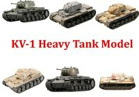 Easy Model KV-1 Heavy Tank Plastic Model All Kv-1 of easy model