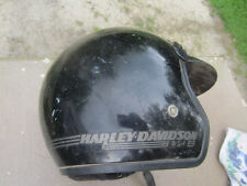 OEM BELL HARLEY DAVIDSON HELMET MEDIUM OPEN FACE RAT BIKE