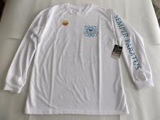U.S. Coast Guard USCG Logo Military Wicking Long Sleeve T Shirt XL NWT
