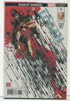 Old Man Logan #32 Legacy Scarlet Samurai Marvel Comics CBX18B
