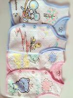 Baby Kids Children Boys Girls Toddlers Warm Autumn Winter 100% Cotton Vest