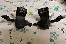Shimano XT SL-M770 gear leve Shifters 3 x 9 SPEED XC DH Mountain Hybrid Bicicletta