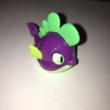 My Little Pony Movie Seaquestria Vinyl Figure Spike the Dragon Pufferfish
