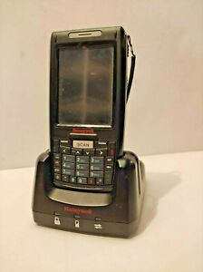 *100% UNTESTED* HONEYWELL DOLPHIN 7800L0 BARCODE SCANNER+DOCKING STATION 7800-HB