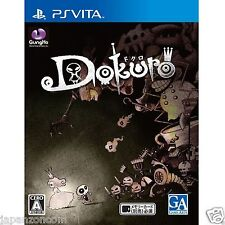 Dokuro PS Vita SONY JAPANESE NEW JAPANZON