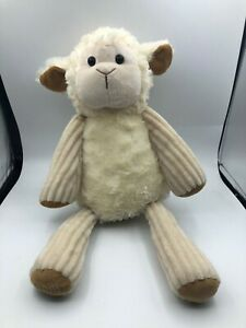 Scentsy Buddy Lenny The Lamb With Scent Pack White Sheep Plush Soft Stuffed Toy