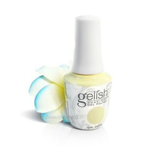 Harmony Gelish UV Soak Off Gel Polish 1110853 Champagne 0.5oz