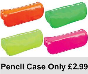 LARGE Pencil Case - School/College/Uni.- Make up Bag