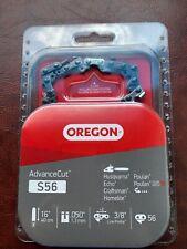 Oregon S56 16-Inch Semi Chisel Chain Saw Chain Fits Craftsman, Echo, Homelite,