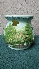 Fresh Herbs Melting Pot/Tart Burner by Lang made in China in 2000