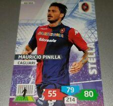 CARD ADRENALYN XL 2013/14 CALCIATORI PANINI CAGLIARI PINILLA CALCIO