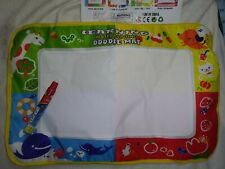 """Water Drawing Mat & Pen Series ages 3+ By Coolplay 17"""" x 11.5"""""""