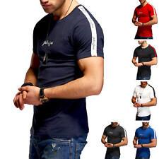 Jack & Jones Herren T-Shirt Kurzarmshirt Herrenshirt Shirt Basic Casual Print