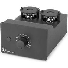 Pro-Ject Tube Box DS Röhren-Phonovorverstärker (MM/MC) Schwarz