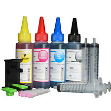 Ink refill kit for HP 300/301/302/304/140/141/650/651/652  4X100ml