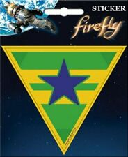 Firefly/Serenity Browncoats Independents Logo Peel Off Sticker Decal New Sealed