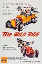 Jack Nicholson The Wild Ride  ALL Region  DVD Very Good Condition