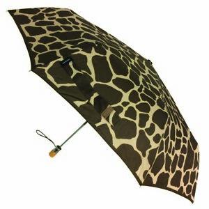 "London Fog Oversize 56"" Arc Canopy Automatic Open Close Umbrella NWT"