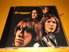 THE STOOGES first CD album IGGY POP hits I WANNA BE YOUR DOG real cool time 1969