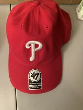 Philadelphia Phillies '47 Brand Franchise MLB Relaxed M Fitted Cap Hat