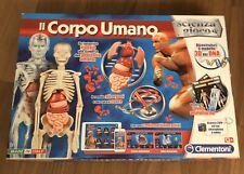 Il Corpo Umano -Scienza&Gioco Clementoni