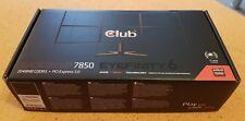 Club 3d AMD Radeon  HD 7850 Eyefinity 6 (6×MiniDisplayport) 2GB DDR5 PCI-E 16