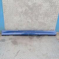 BMW 1 SERIES E81 E82 E88 Sill Strip Side Skirt Right O/S Montegoblau Blau Blue