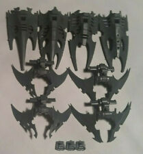 Warhammer 40k Dark Eldar Drukhari Reaver Jet Bikes Hull & Wing Blade Bits