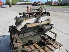 Hercules Rebuild RXC long block Gasoline engine Military surplus Vintage 6 cyl.
