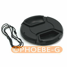 49mm Lens Front Snap-on Cap for Lens Hood / Filters