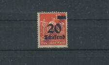 Dienst-Kontrollaufdruck Mecklenburg 10I 10  (Rostock) ungebraucht geprüft (1294)